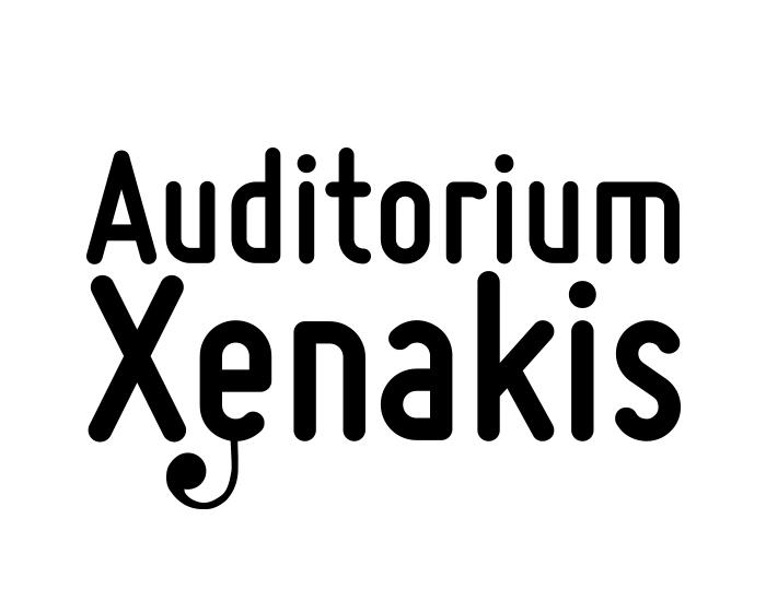 logo auditorium xenakis
