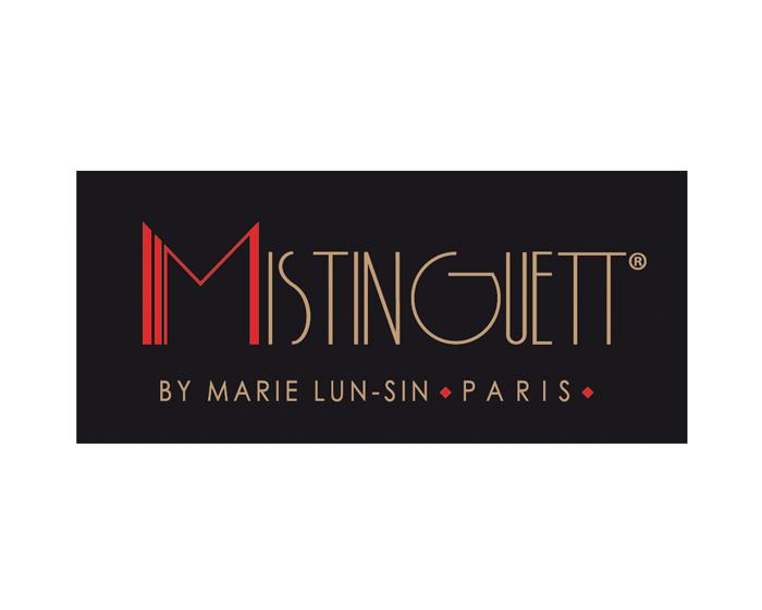 mistinguette logo creation graphikalegria