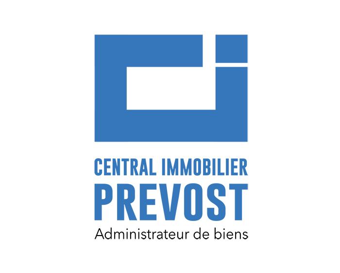 Logotype_PREVOST_agent-immobilier - identité-graphique central